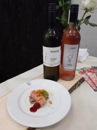 Fisch  & Wein - am 20. April 2021