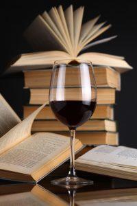 Lesung & Wein - 12. März 2021